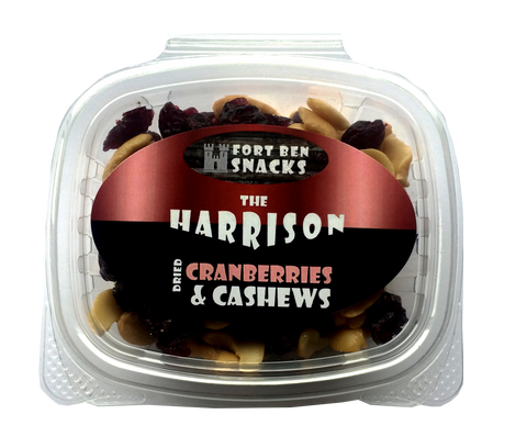 The Harrison - Cashew & Dried Cranberry Trail Mix