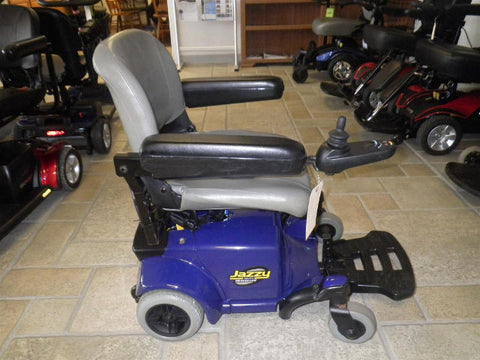 Used Jazzy Select Traveller Power Chair