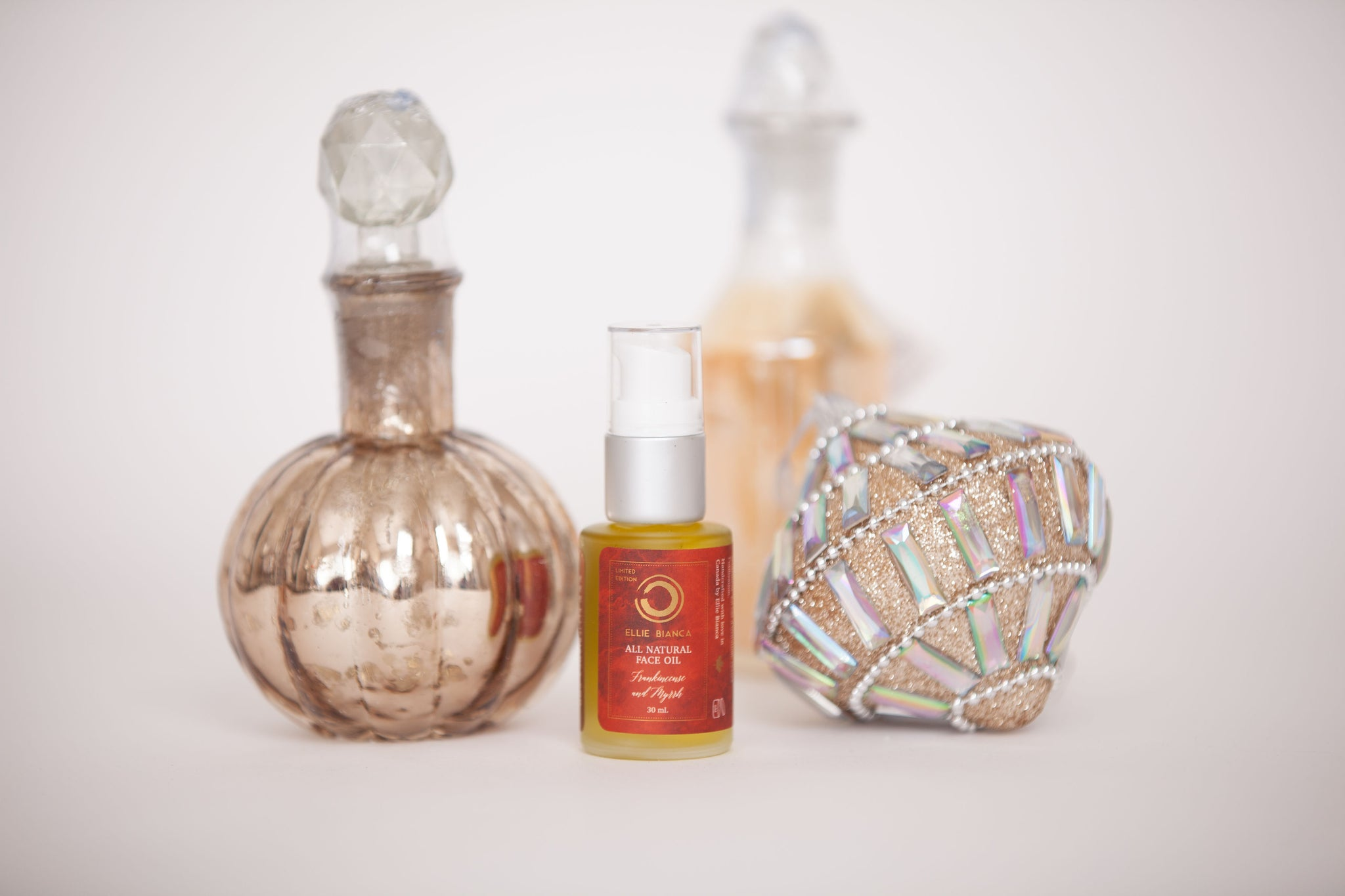 Announcing the New Holiday Frankincense & Myrrh Oil!