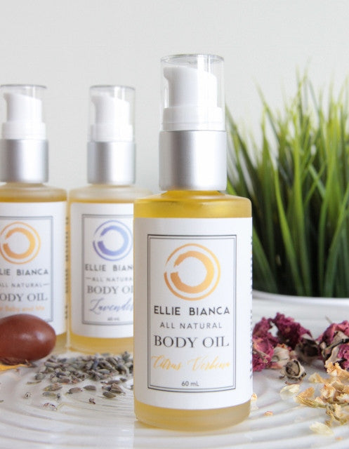 What are the benefits of body oils?