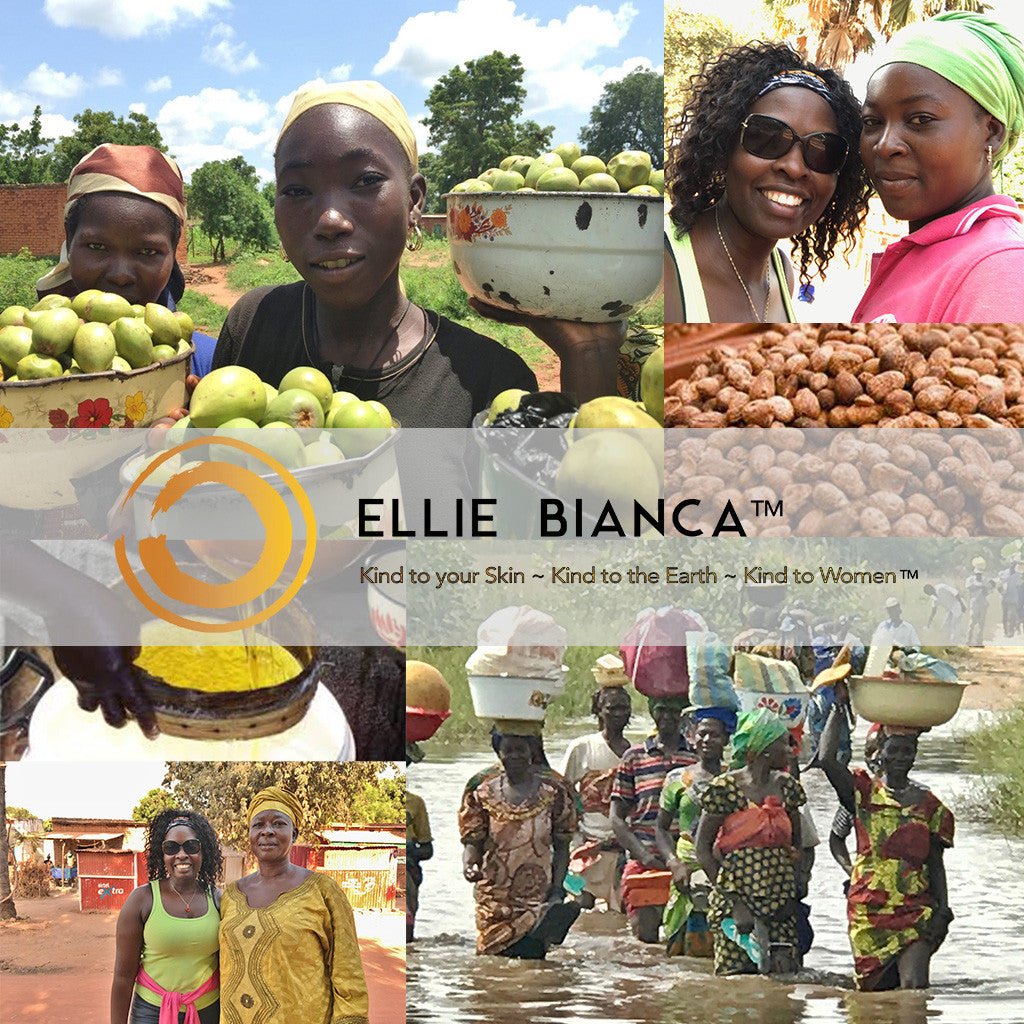 Ellie Bianca Women-Run Co-Op Africa Shea