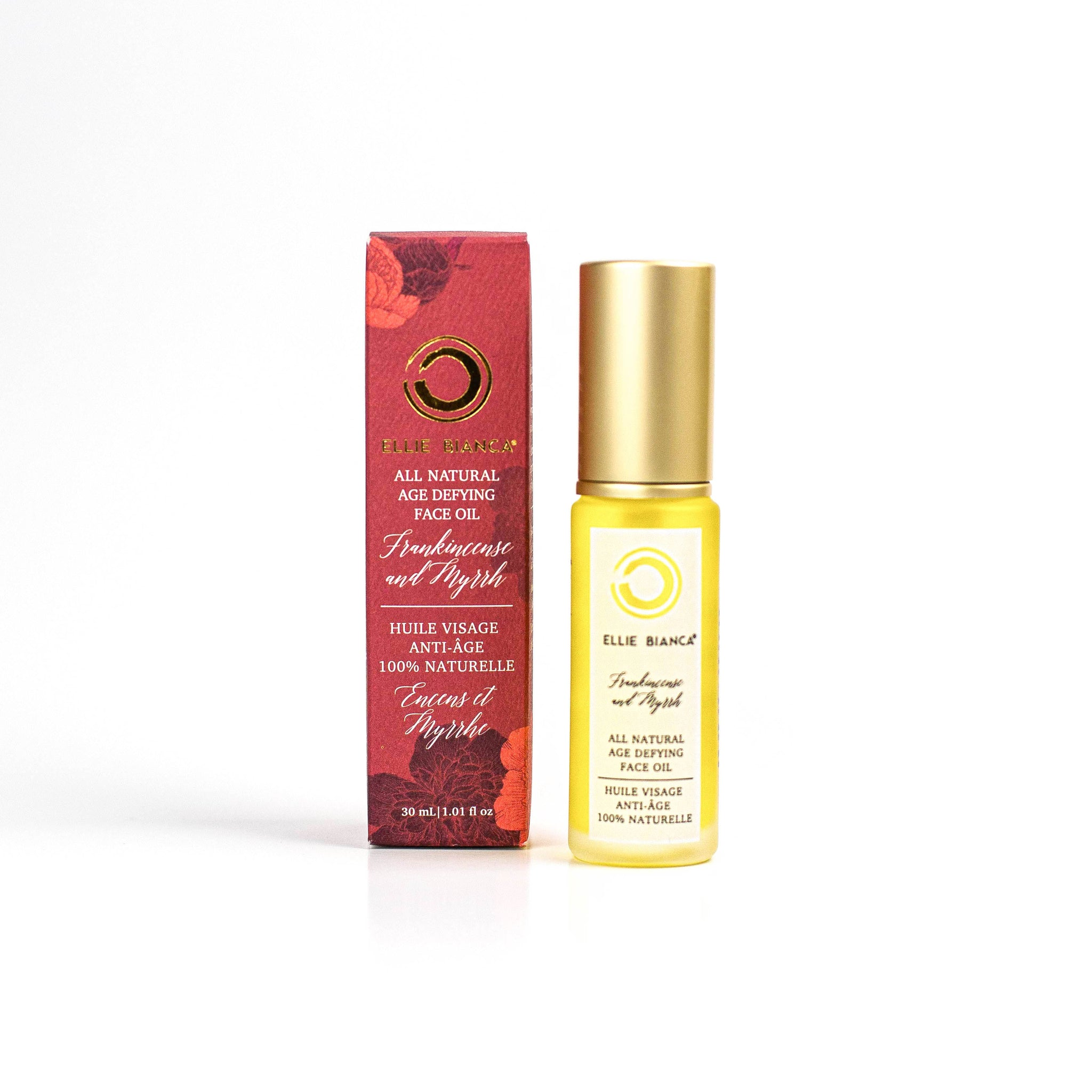 Frankincense and Myrrh Face Oil