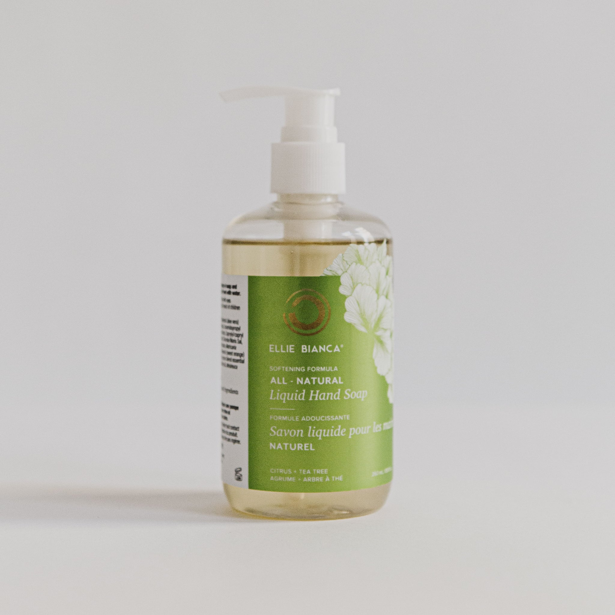 Citrus + Tea Tree Liquid Hand Soap