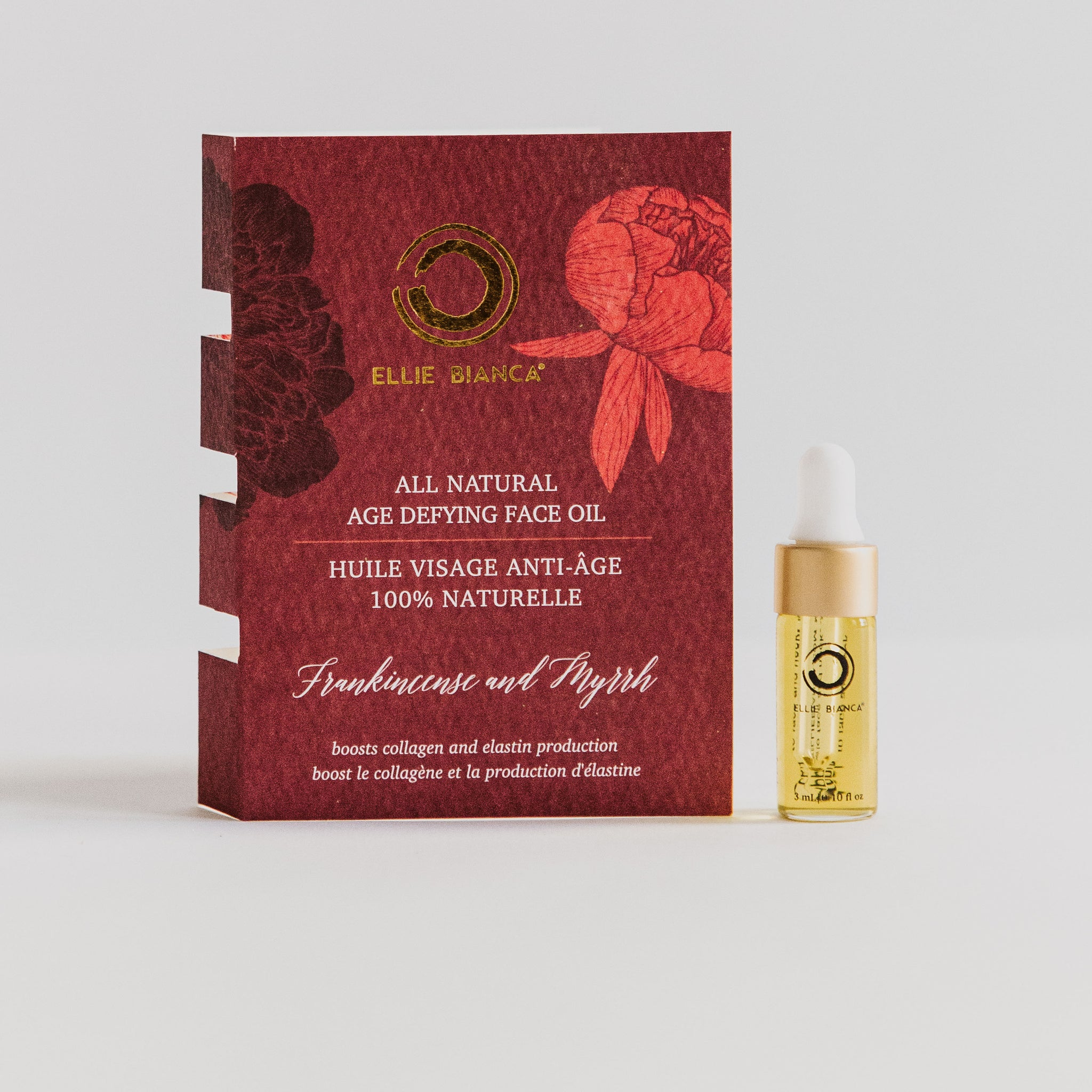 3ml Frankincense and Myrrh Face Oil
