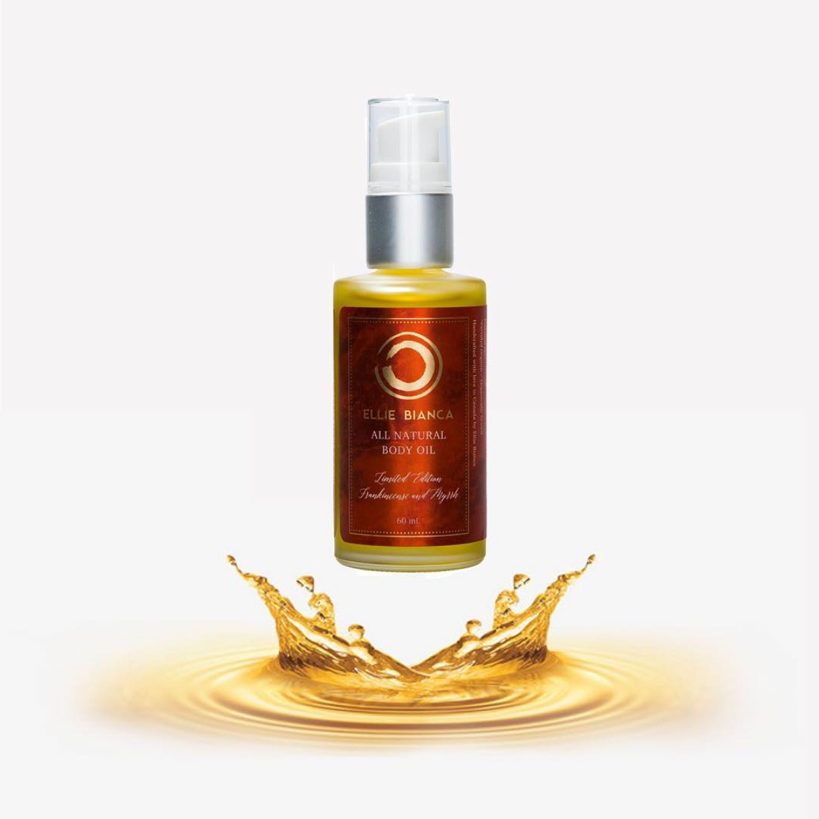 Frankincense & Myrrh Face Oil 30ml