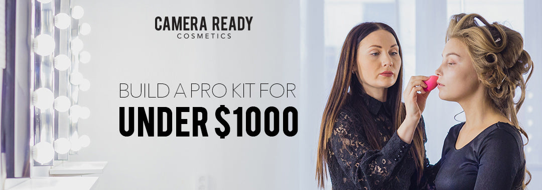 How To Build A Pro Makeup Kit (For Under $1000) – Camera