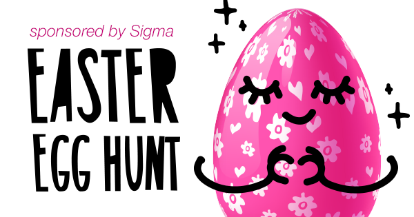Camera Ready Cosmetics Easter Egg Hunt