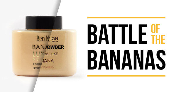 Battle of the Banana Powders