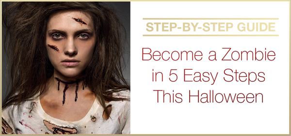 Become a Zombie in 5 Easy Steps