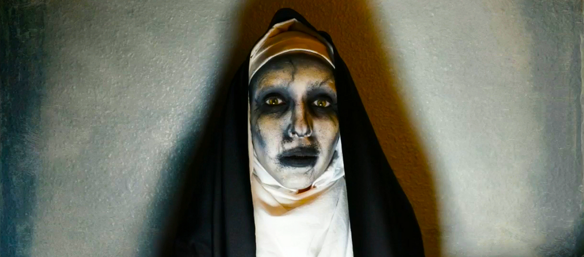 The Nun Makeup: SFX Tutorial Series, Part 3