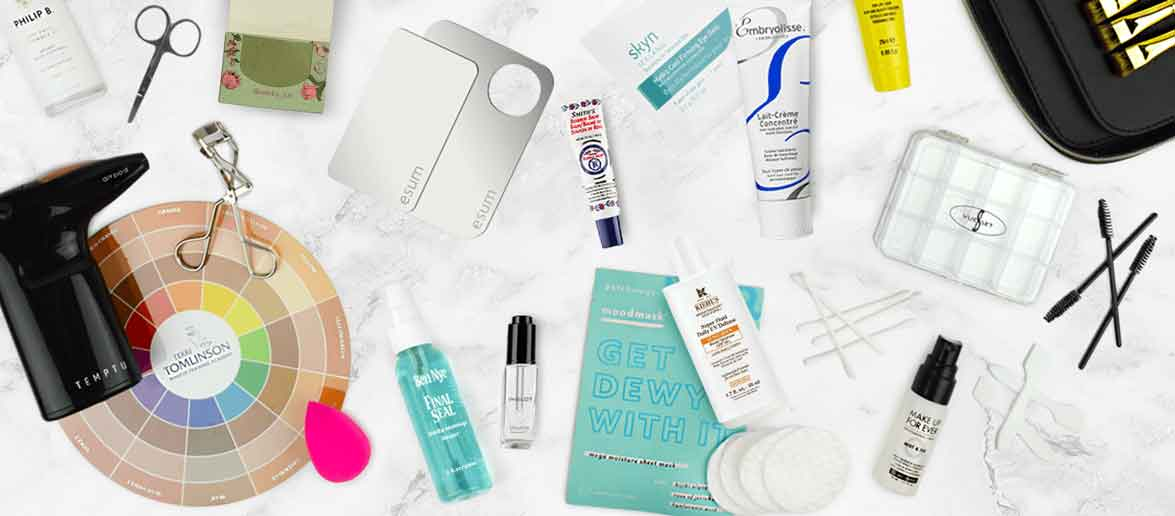 The Ultimate List Of Non Makeup Essentials Inside Every Pro Artist