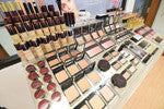 Camera Ready Cosmetics showroom - Kevyn Aucoin makeup