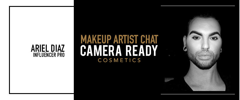 Q A With Ariel Diaz Theevanitydiary Camera Ready Cosmetics