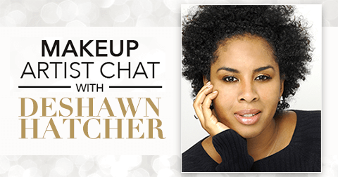 Makeup Artist Chat Deshawn Hatcher