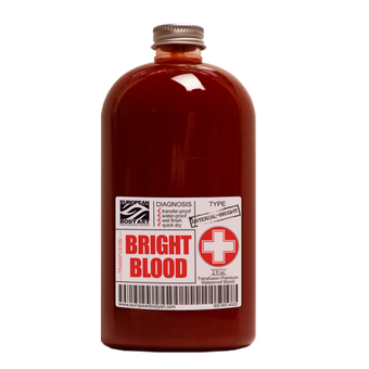 European Body Art - Transfusion Blood - Bright Blood (USA Only)  | Camera Ready Cosmetics