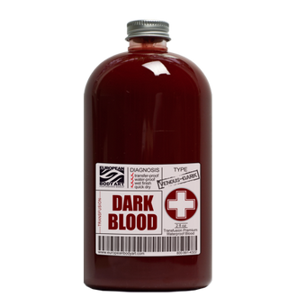 alt European Body Art - Transfusion Blood - Dark Blood 2oz