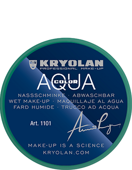 alt Kryolan Aquacolor 8 ml green 42 (Aquacolor)