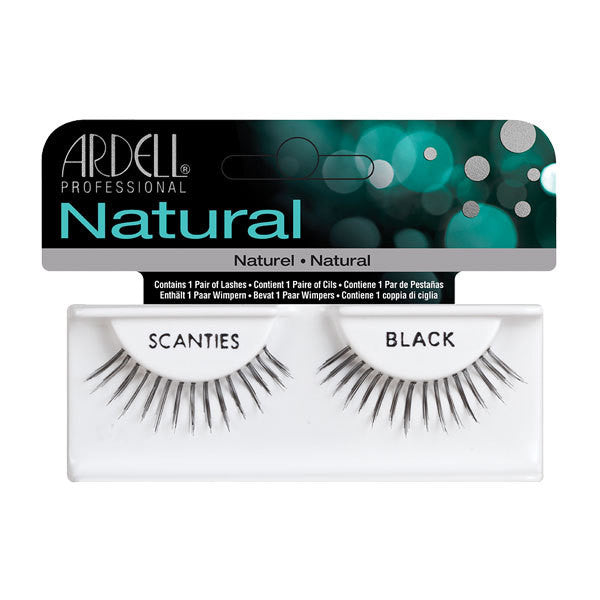 Ardell Natural Scanties - Black (65017) -  | Camera Ready Cosmetics