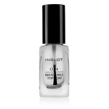 Inglot O2M Breathable Top Coat -  | Camera Ready Cosmetics