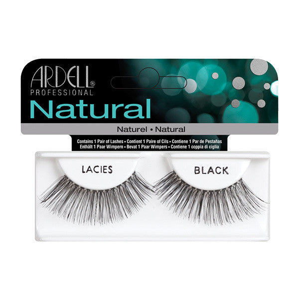Ardell Natural Lacies - Black (65022) -  | Camera Ready Cosmetics