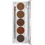 alt Kryolan Eyebrow Powder Palette 5 Colors