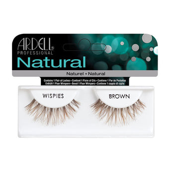 Ardell Natural Wispies - Brown (65011) -  | Camera Ready Cosmetics