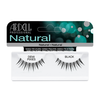 Ardell Natural Demi Pixies - Black (65014) -  | Camera Ready Cosmetics