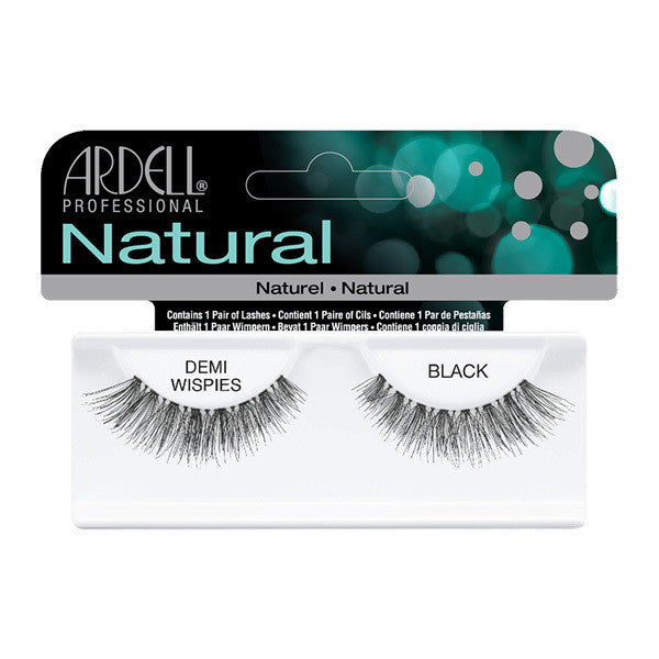 Ardell Natural Demi Wispies - Black (65012) -  | Camera Ready Cosmetics