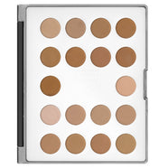 Kryolan - HD Micro Foundation Cream Mini-Palette 18 Colors (USA Only)