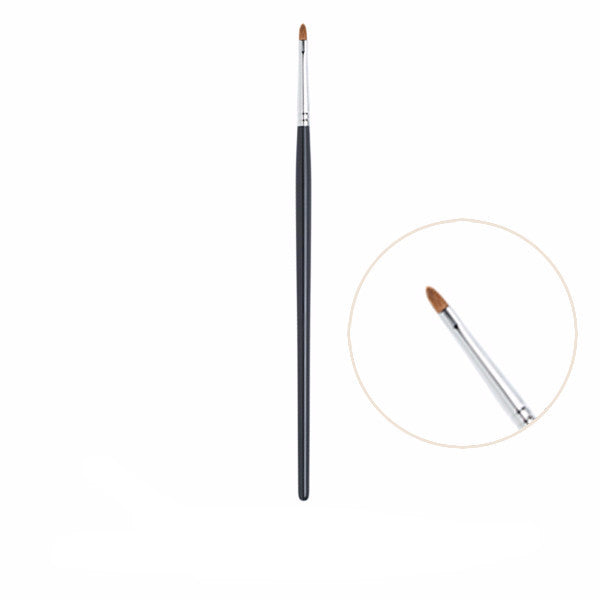 Ben Nye Fine Detail Makeup Brush - FDB-9 Mini Flat Liner | Camera Ready Cosmetics - 12