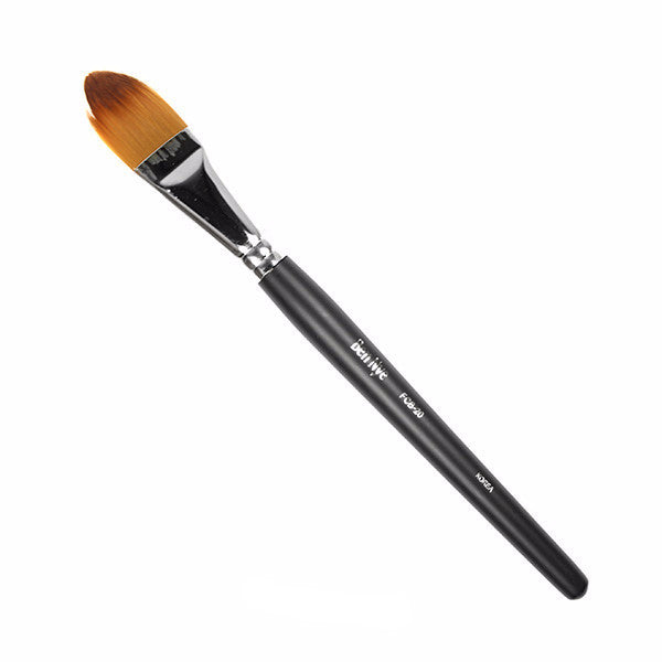 alt Ben Nye Makeup Brush - Foundation & Contour Foundation (FCB-20)