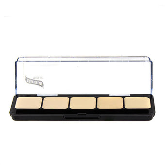 Graftobian Hi-Def Creme Foundation Palette - Ultra Lite (30255) | Camera Ready Cosmetics - 8