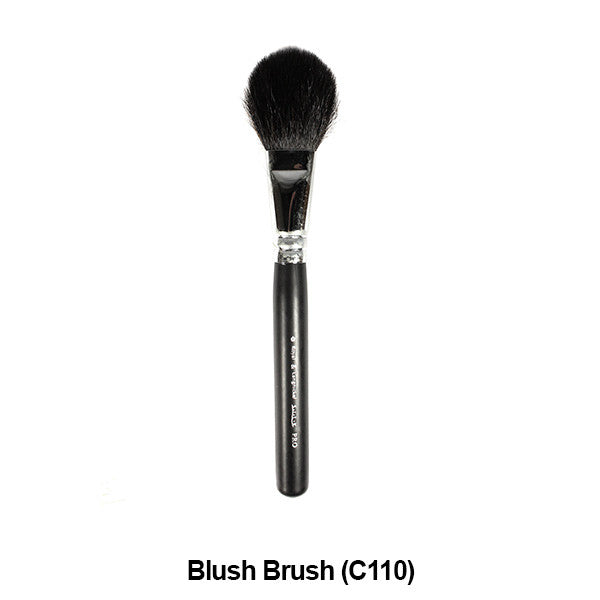 Graftobian Pro Royal Silk Line Individual Brushes (Sold Separately) - Blush Brush (78102) | Camera Ready Cosmetics - 4