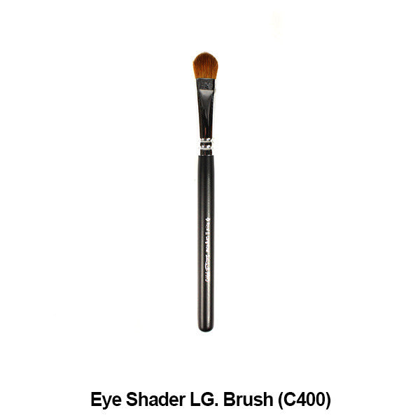 Graftobian Pro Royal Silk Line Individual Brushes (Sold Separately) - Eye Shader LG. Brush (78110) | Camera Ready Cosmetics - 14