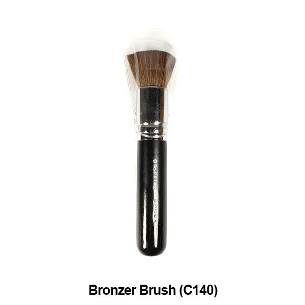Graftobian Pro Royal Silk Line Individual Brushes (Sold Separately) - Bronzer Brush (78105) | Camera Ready Cosmetics - 5