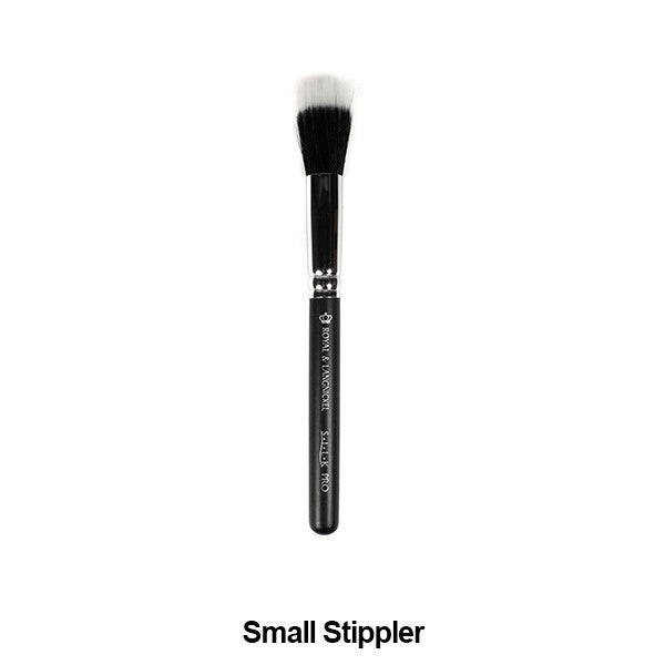 Graftobian Pro Royal Silk Line Individual Brushes (Sold Separately) - Small Stippler (78125) | Camera Ready Cosmetics - 22