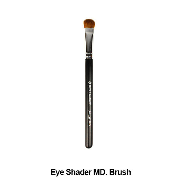 Graftobian Pro Royal Silk Line Individual Brushes (Sold Separately) - Eye Shader MD. Brush(78111) | Camera Ready Cosmetics - 15