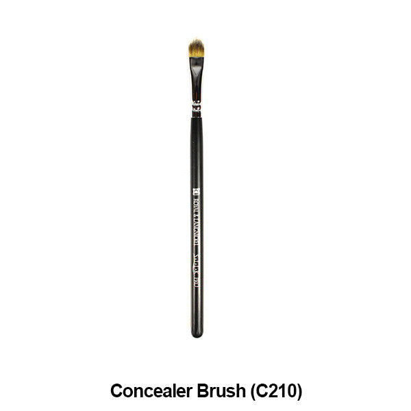 Graftobian Pro Royal Silk Line Individual Brushes (Sold Separately) - Concealer Brush (78108) | Camera Ready Cosmetics - 8