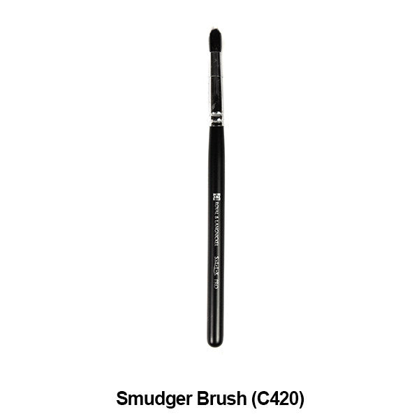 Graftobian Pro Royal Silk Line Individual Brushes (Sold Separately) - Smudger Brush (78112) | Camera Ready Cosmetics - 28