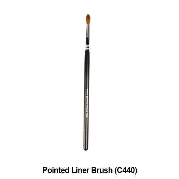 Graftobian Pro Royal Silk Line Individual Brushes (Sold Separately) - Pointed Liner Brush (78114) | Camera Ready Cosmetics - 23