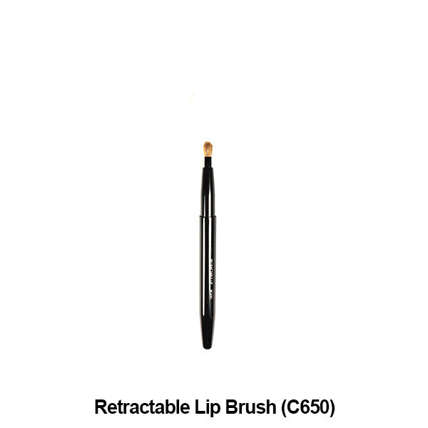 Graftobian Pro Royal Silk Line Individual Brushes (Sold Separately) - Retractable Lip Brush (78124) | Camera Ready Cosmetics - 25