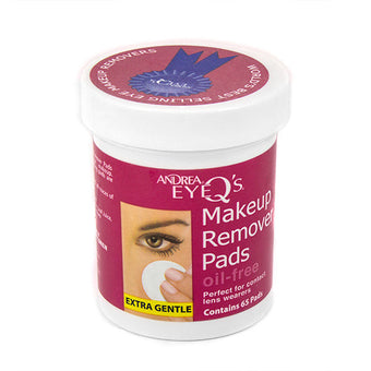 Andrea Eye Q's Oil Free Makeup Remover Pads (LIMITED AVAILABILITY) -  | Camera Ready Cosmetics