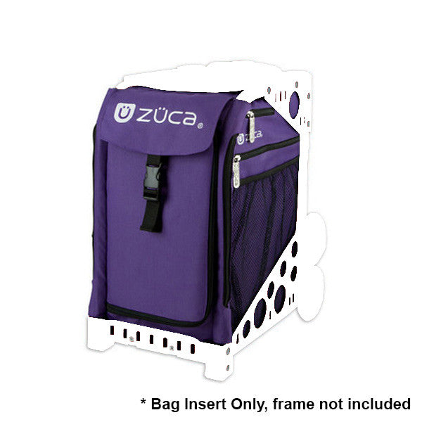 ZUCA SPORT ARTIST SOLID COLOR INSERT BAG - Rebel | Camera Ready Cosmetics - 9