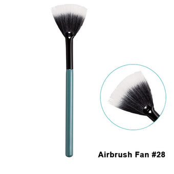 alt Senna Professional Brushes #28 Airbrush Fan