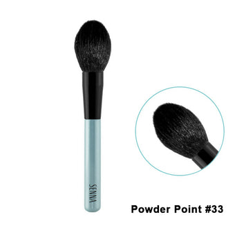 alt Senna Professional Brushes #33 Powder Point