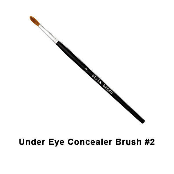 Stila Brushes - #2 Under Eye Concealer Brush | Camera Ready Cosmetics - 3