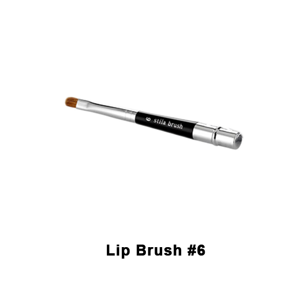 Stila Brushes - #6 Lip Brush | Camera Ready Cosmetics - 6