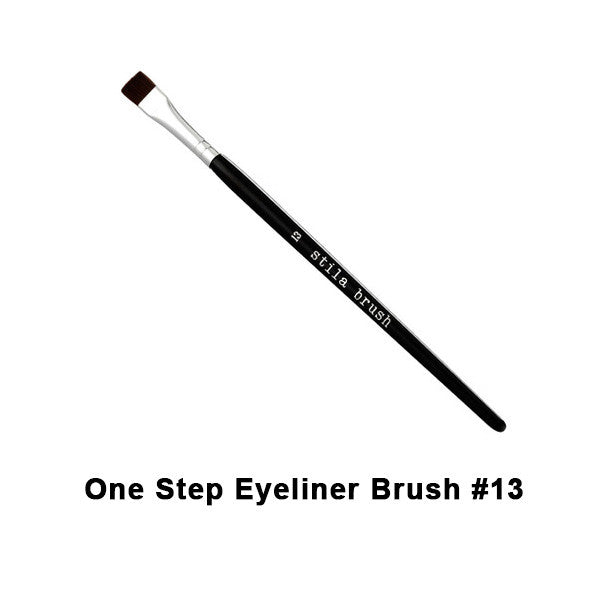 Stila Brushes - #13 One Step Eyeliner Brush | Camera Ready Cosmetics - 11