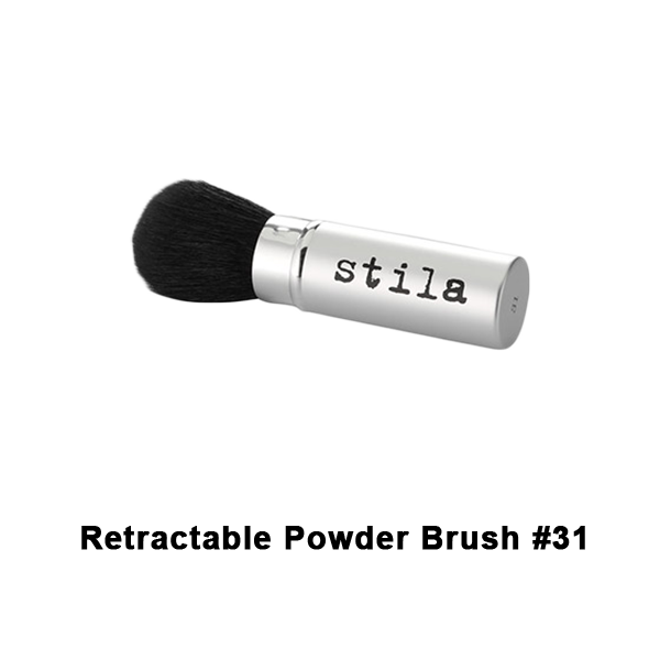 Stila Brushes - #31 Retractable Powder Brush | Camera Ready Cosmetics - 20