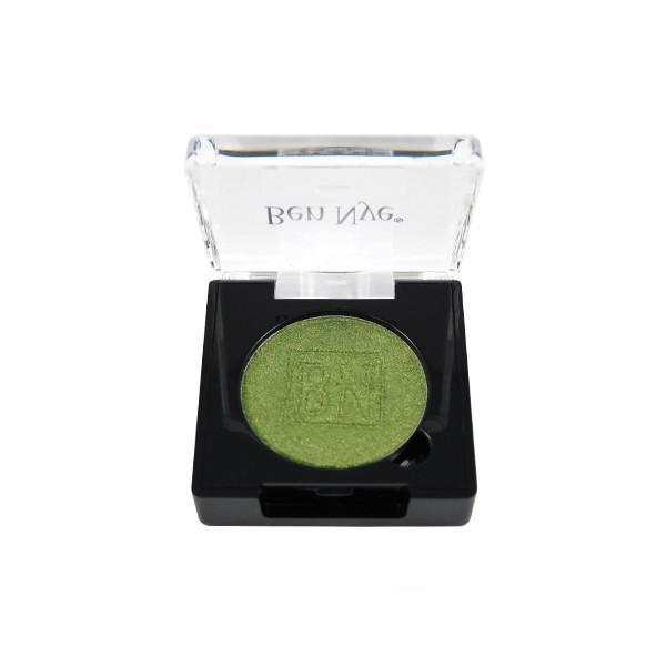 Ben Nye Pearl Sheen Eye Accent Shadow - Green Envy (PS-340) | Camera Ready Cosmetics - 8